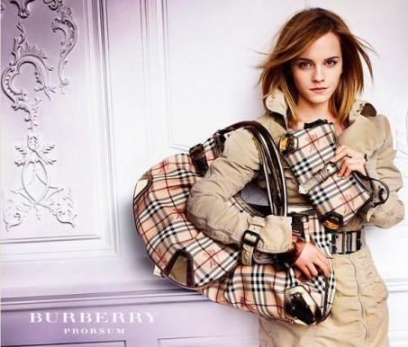 Burberry Emma Watson