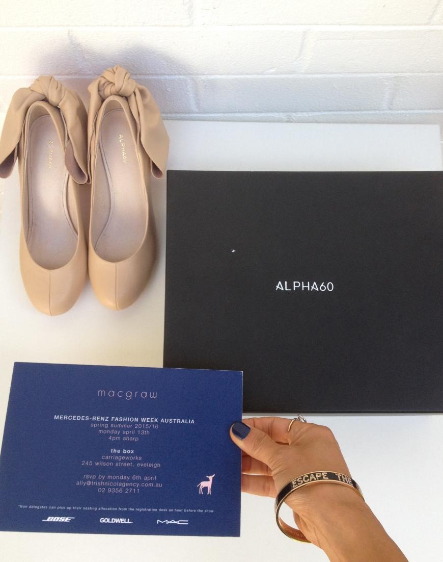 Shoes&invite